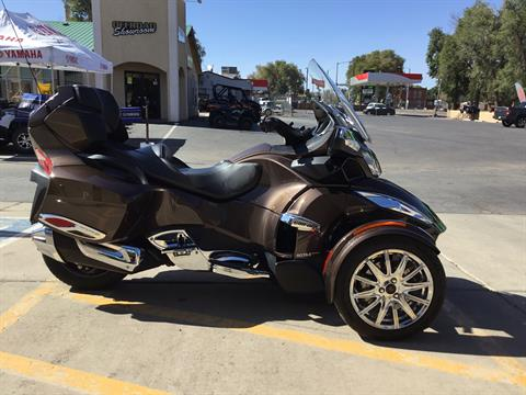 2013 Can-Am Spyder® RT Limited in Florence, Colorado - Photo 2