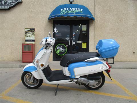 2014 Kymco Like 50 LX 2T in Florence, Colorado