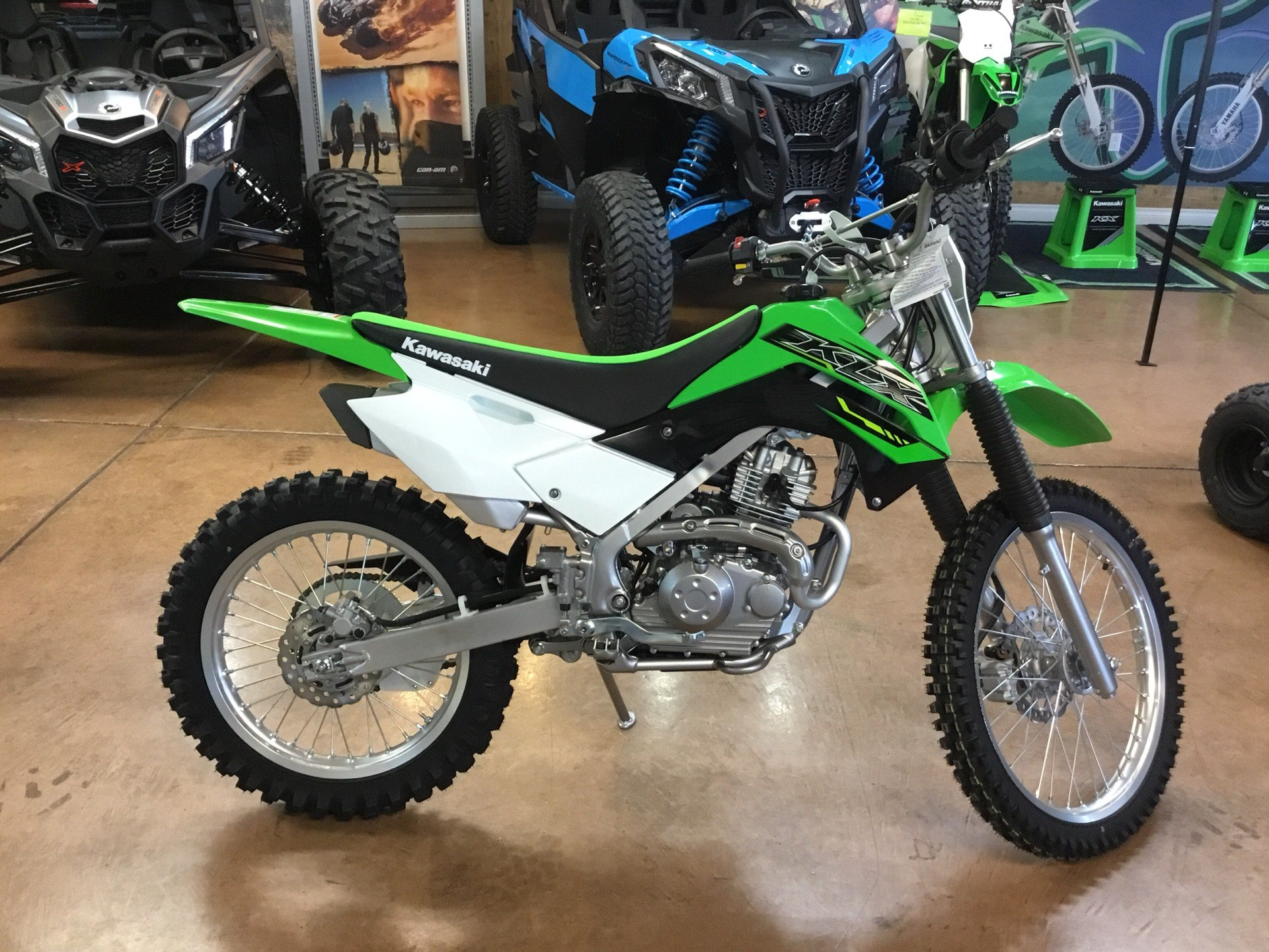 2019 Kawasaki KLX 140G in Florence, Colorado