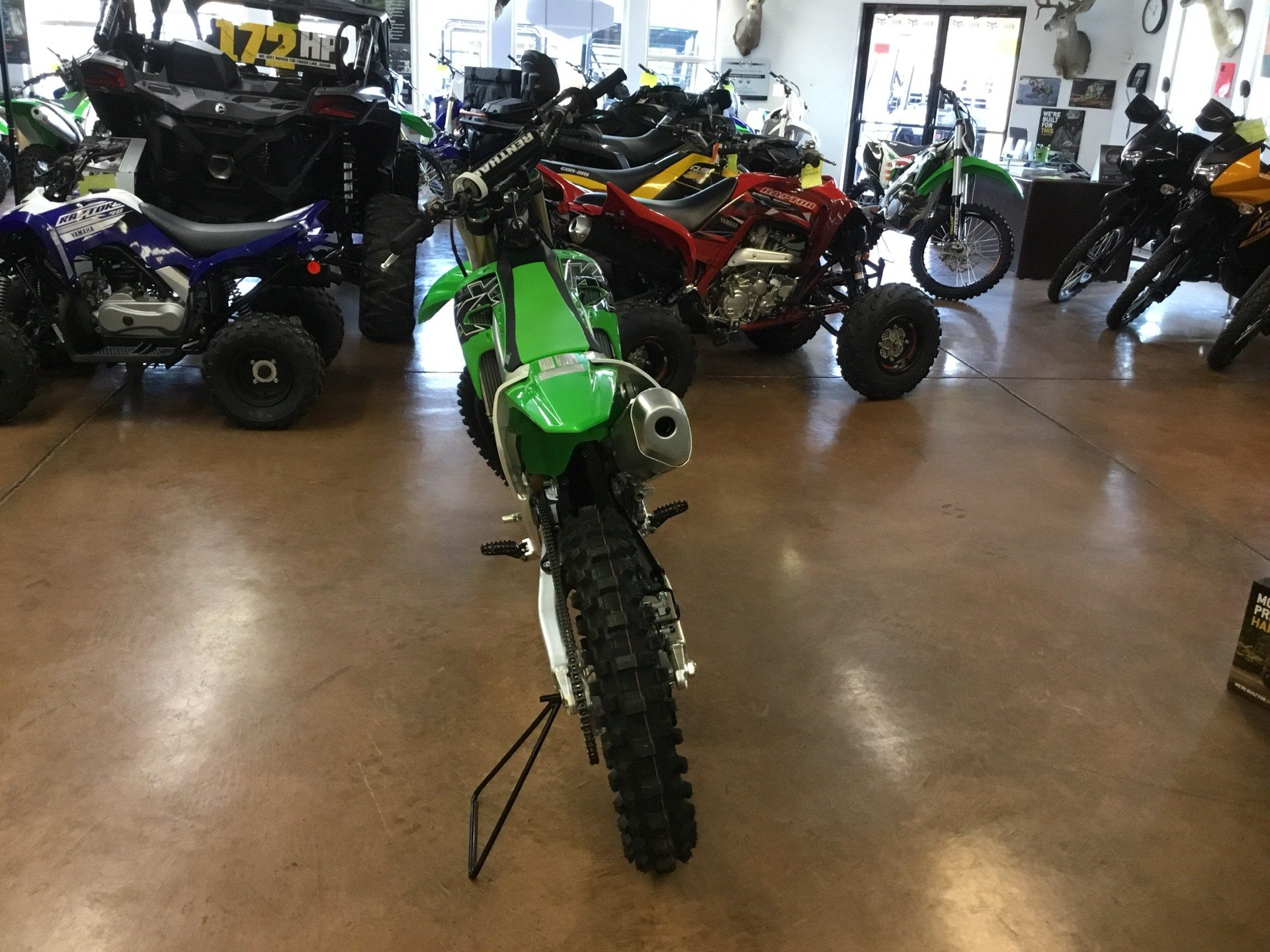 2019 Kawasaki KX 450 in Florence, Colorado