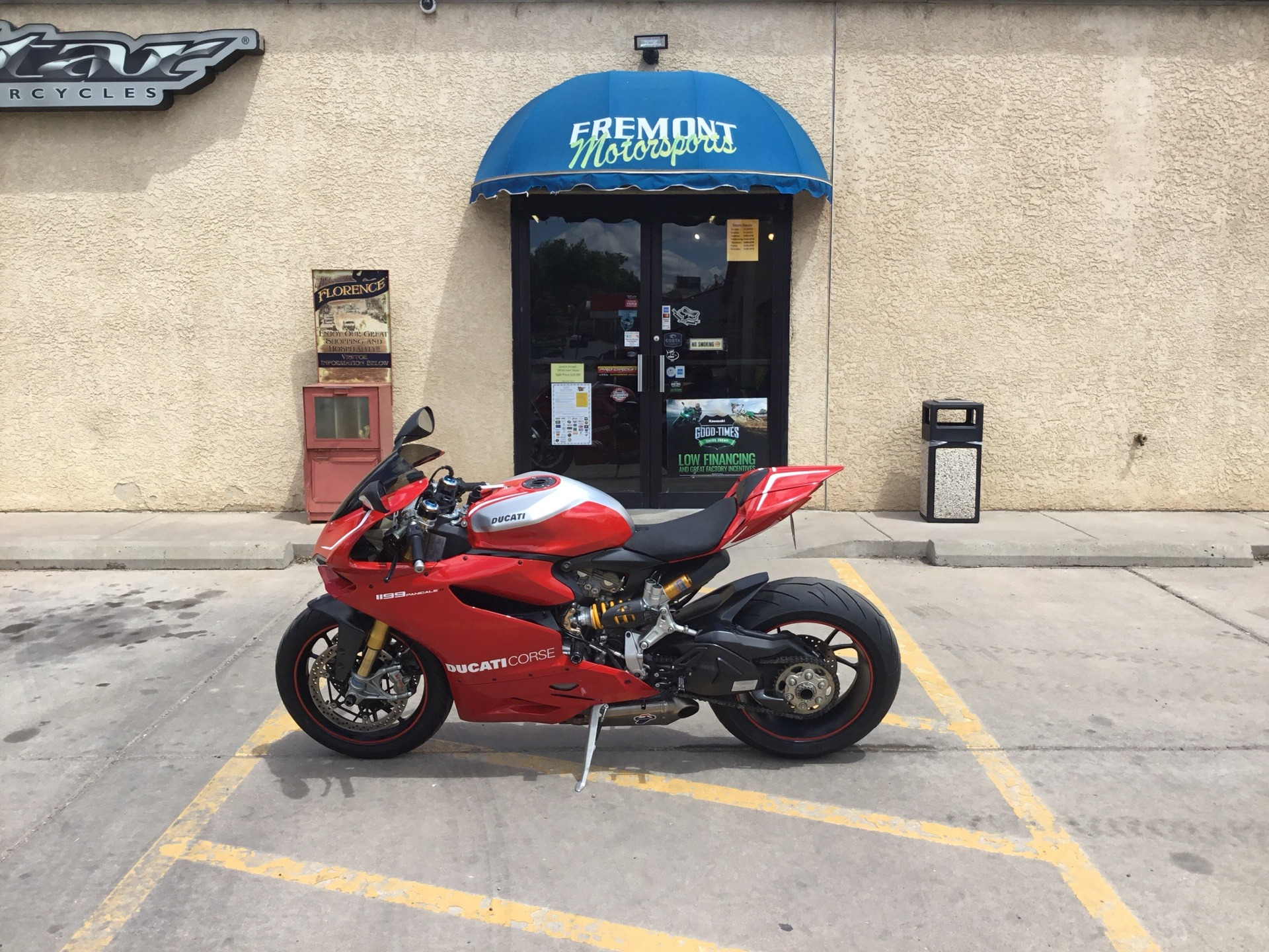2014 Ducati Superbike 1199 Panigale R in Florence, Colorado - Photo 1