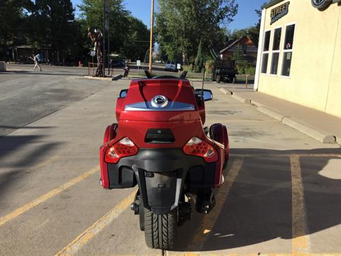 2016 Can-Am Spyder RT-S SE6 in Florence, Colorado - Photo 2