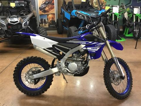 2019 Yamaha YZ250FX in Florence, Colorado