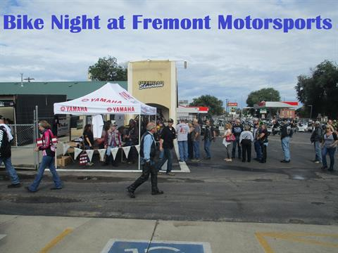 Bike Night at Fremont Motorsports!