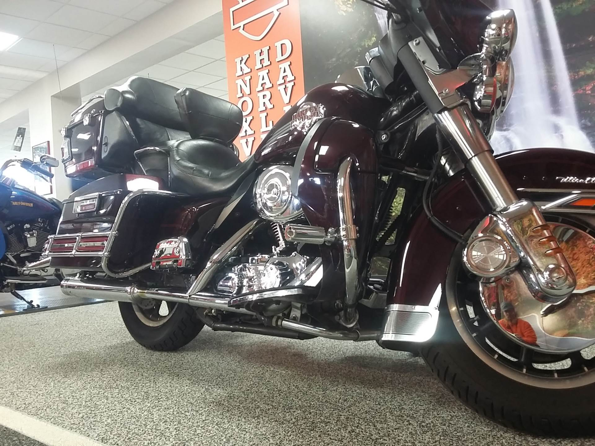 2005 Harley-Davidson FLHTCUI Ultra Classic® Electra Glide® in Knoxville, Tennessee
