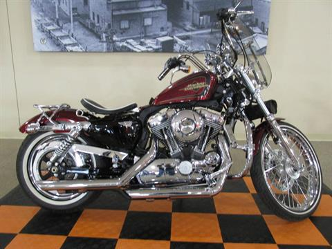 2012 Harley-Davidson Sportster® Seventy-Two™ in Knoxville, Tennessee