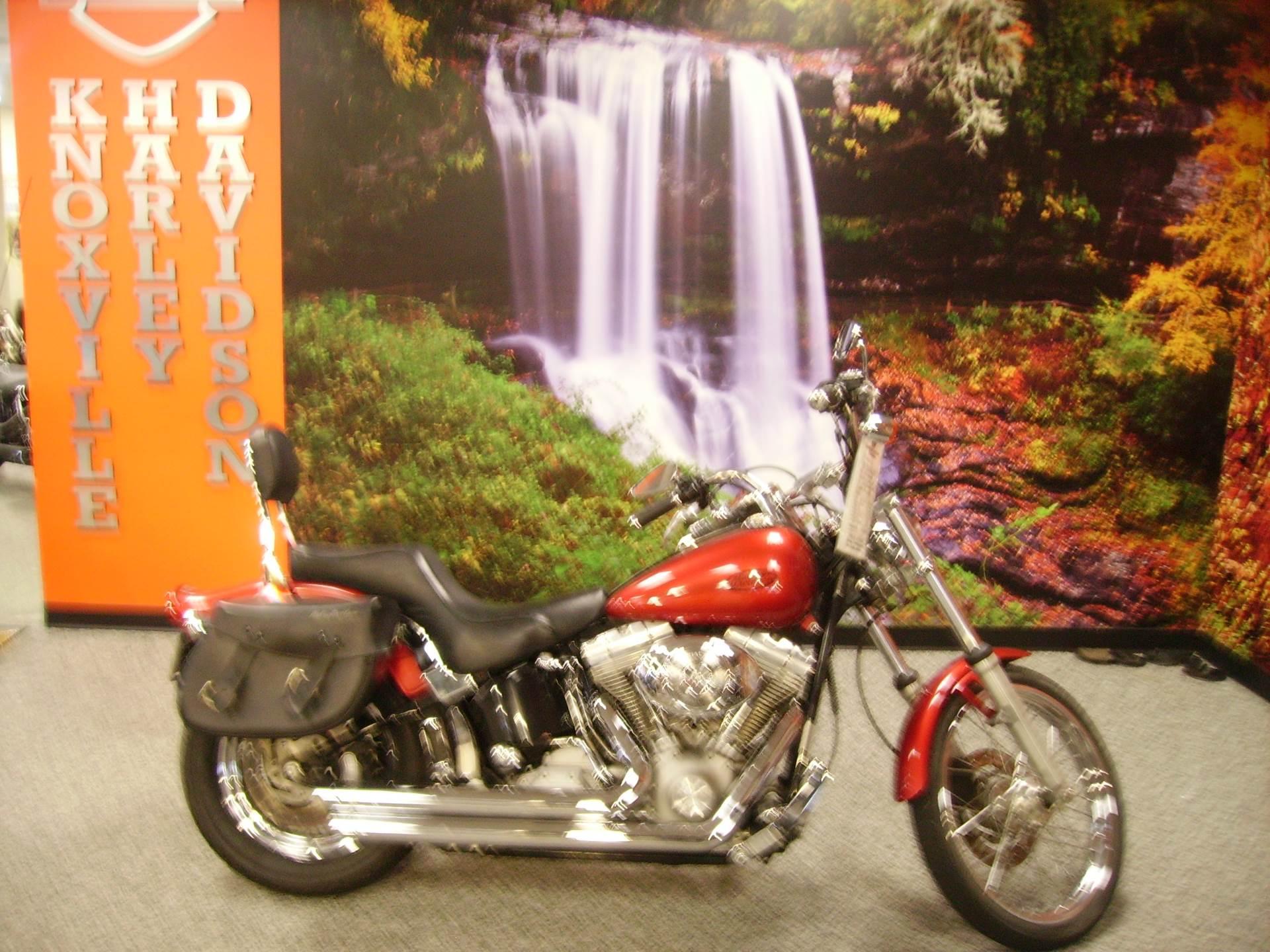 2004 Harley-Davidson FXST/FXSTI Softail® Standard in Knoxville, Tennessee