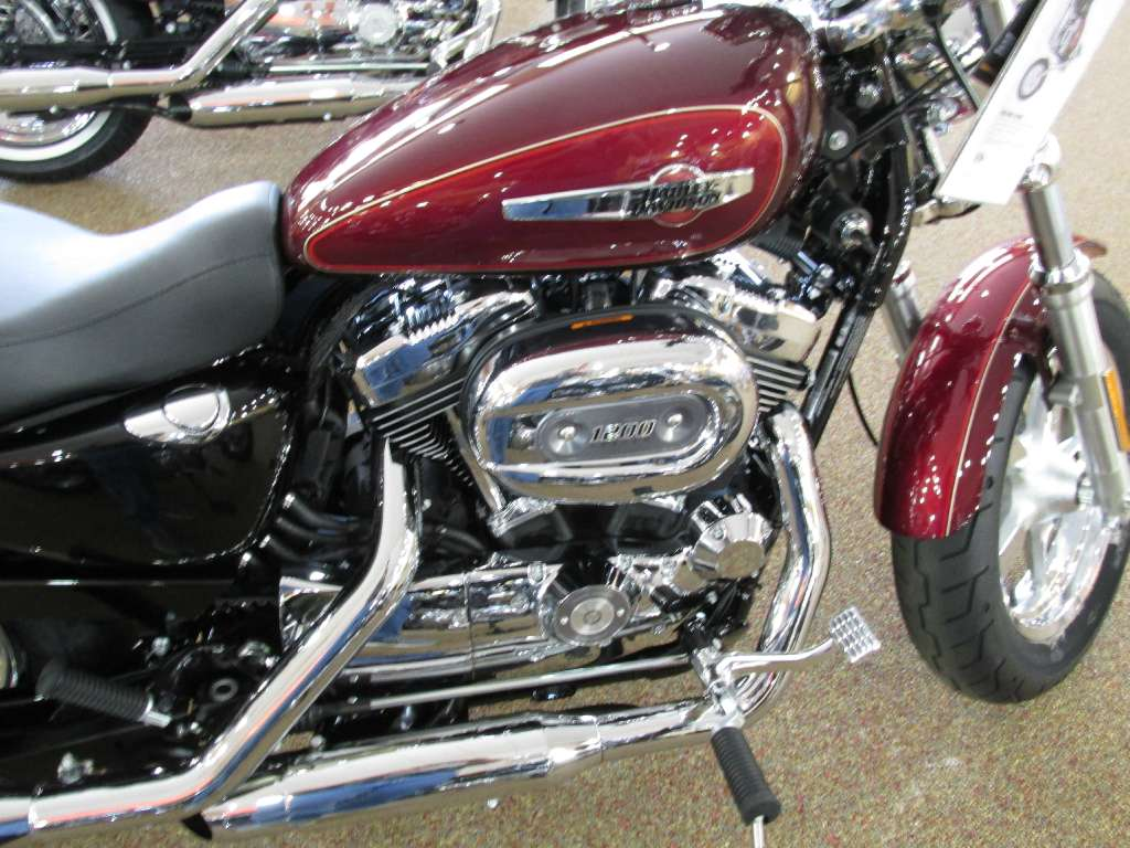 2016 Harley-Davidson 1200 Custom in Knoxville, Tennessee