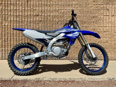 2019 Yamaha YZ450F in Albuquerque, New Mexico - Photo 1
