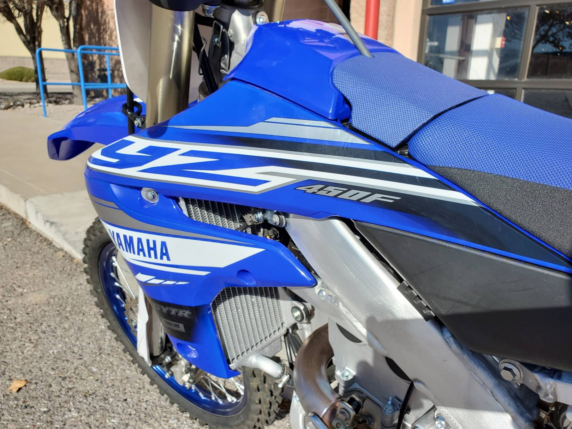 2019 Yamaha YZ450F in Albuquerque, New Mexico - Photo 9