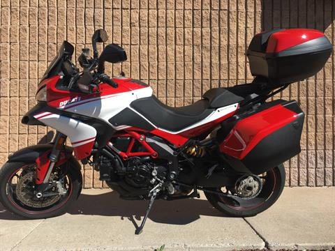 2014 Ducati Multistrada 1200 S Pikes Peak in Albuquerque, New Mexico