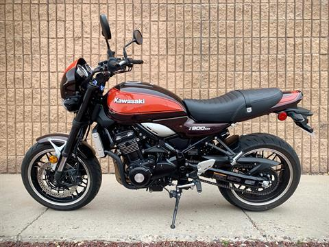 2018 Kawasaki Z900RS in Albuquerque, New Mexico