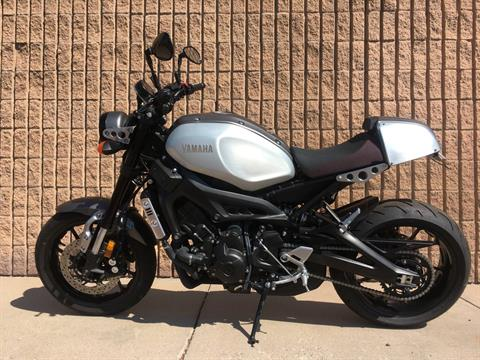 2016 Yamaha XSR900 in Albuquerque, New Mexico