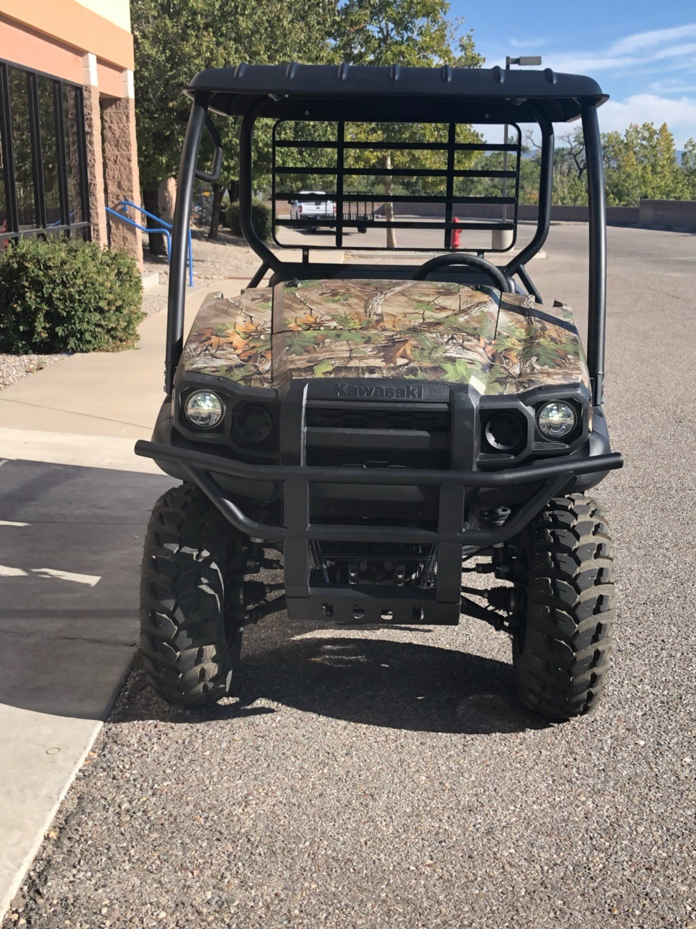 2020 Kawasaki Mule SX 4X4 XC Camo FI in Albuquerque, New Mexico - Photo 2