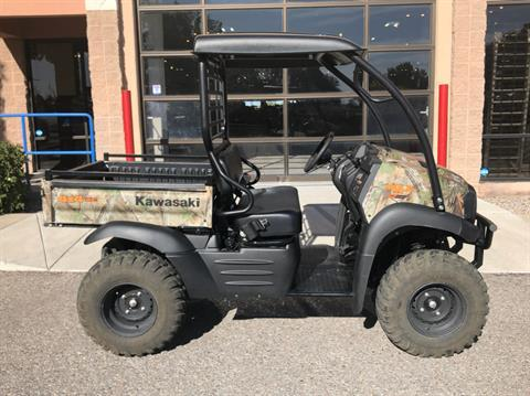 2020 Kawasaki Mule SX 4X4 XC Camo FI in Albuquerque, New Mexico - Photo 1