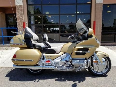 2006 Honda Gold Wing® Audio / Comfort in Albuquerque, New Mexico - Photo 1