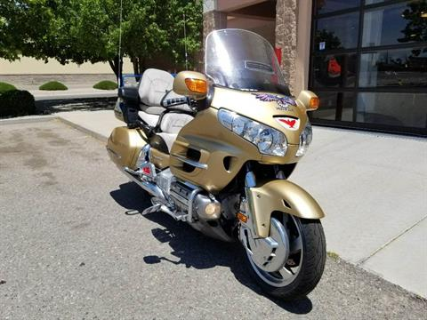 2006 Honda Gold Wing® Audio / Comfort in Albuquerque, New Mexico - Photo 2