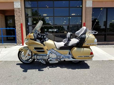 2006 Honda Gold Wing® Audio / Comfort in Albuquerque, New Mexico - Photo 4