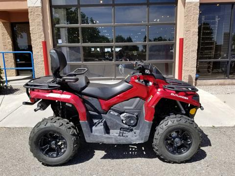 2018 Can-Am Outlander MAX XT 570 in Albuquerque, New Mexico