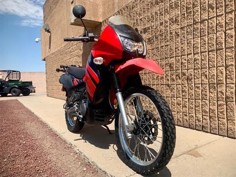 2009 Kawasaki KLR™650 in Albuquerque, New Mexico - Photo 2