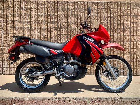 2009 Kawasaki KLR™650 in Albuquerque, New Mexico