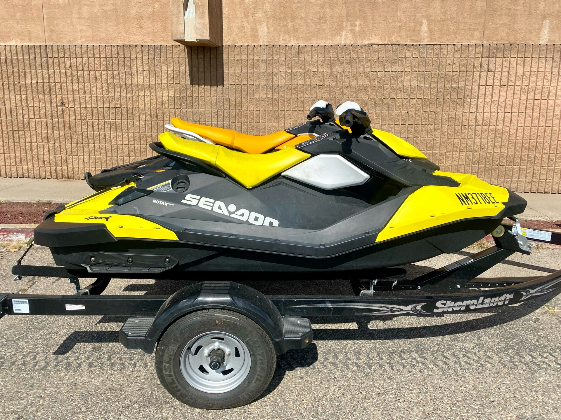 2017 Sea-Doo SPARK 2up 900 H.O. ACE in Albuquerque, New Mexico - Photo 1