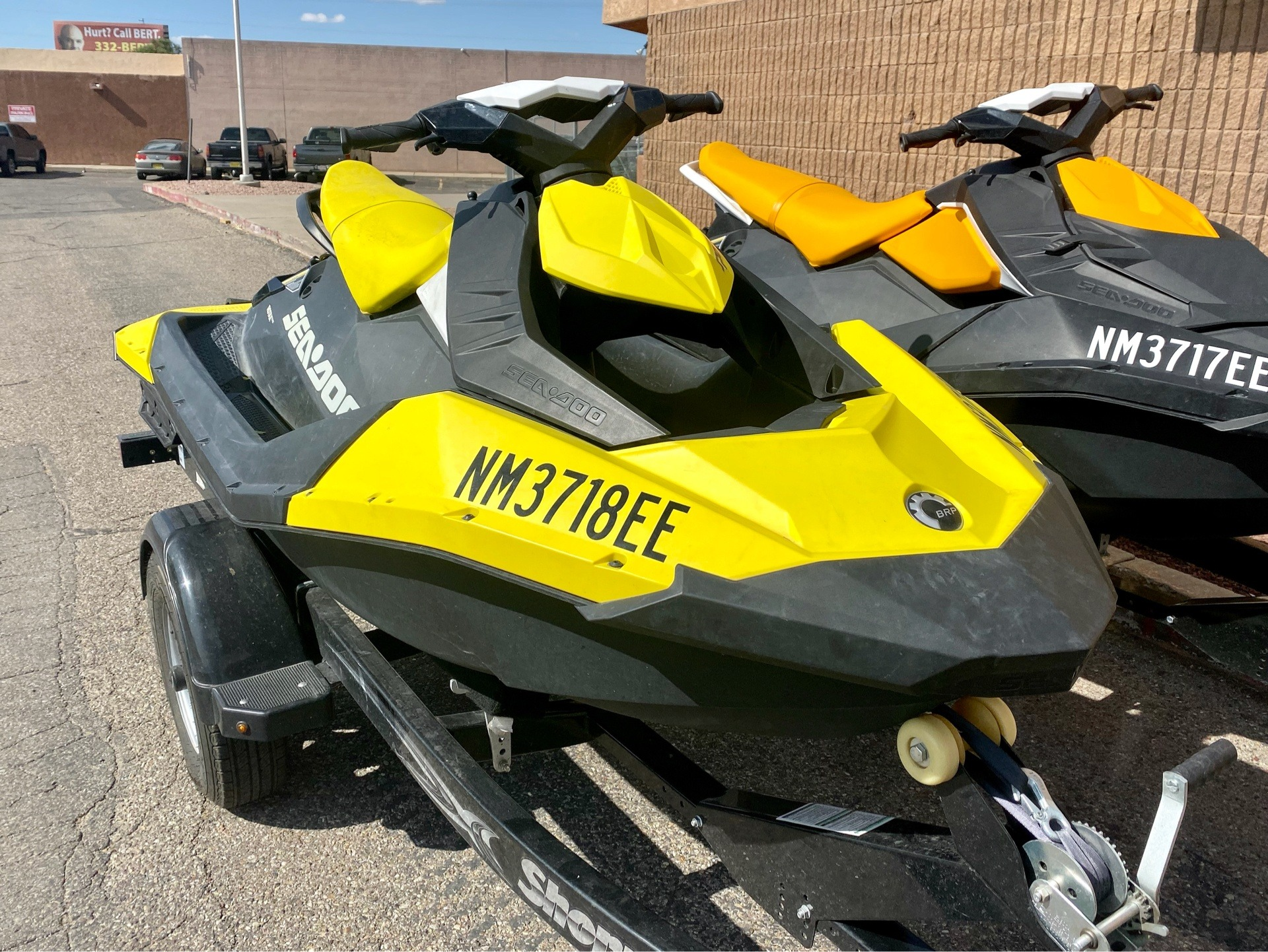 2017 Sea-Doo SPARK 2up 900 H.O. ACE in Albuquerque, New Mexico - Photo 2