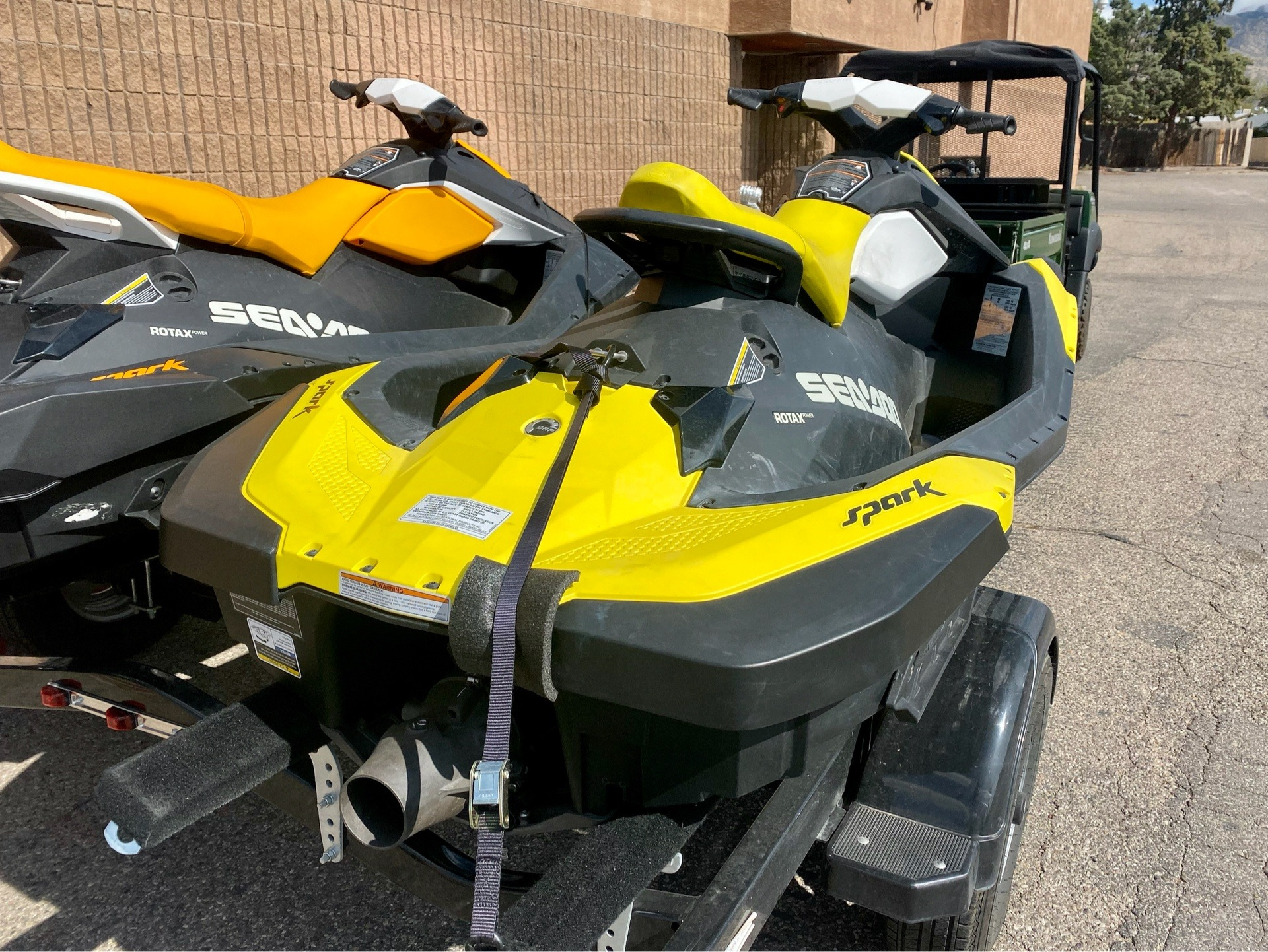 2017 Sea-Doo SPARK 2up 900 H.O. ACE in Albuquerque, New Mexico - Photo 3