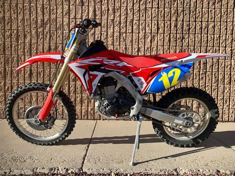 2017 Honda CRF450RX in Albuquerque, New Mexico