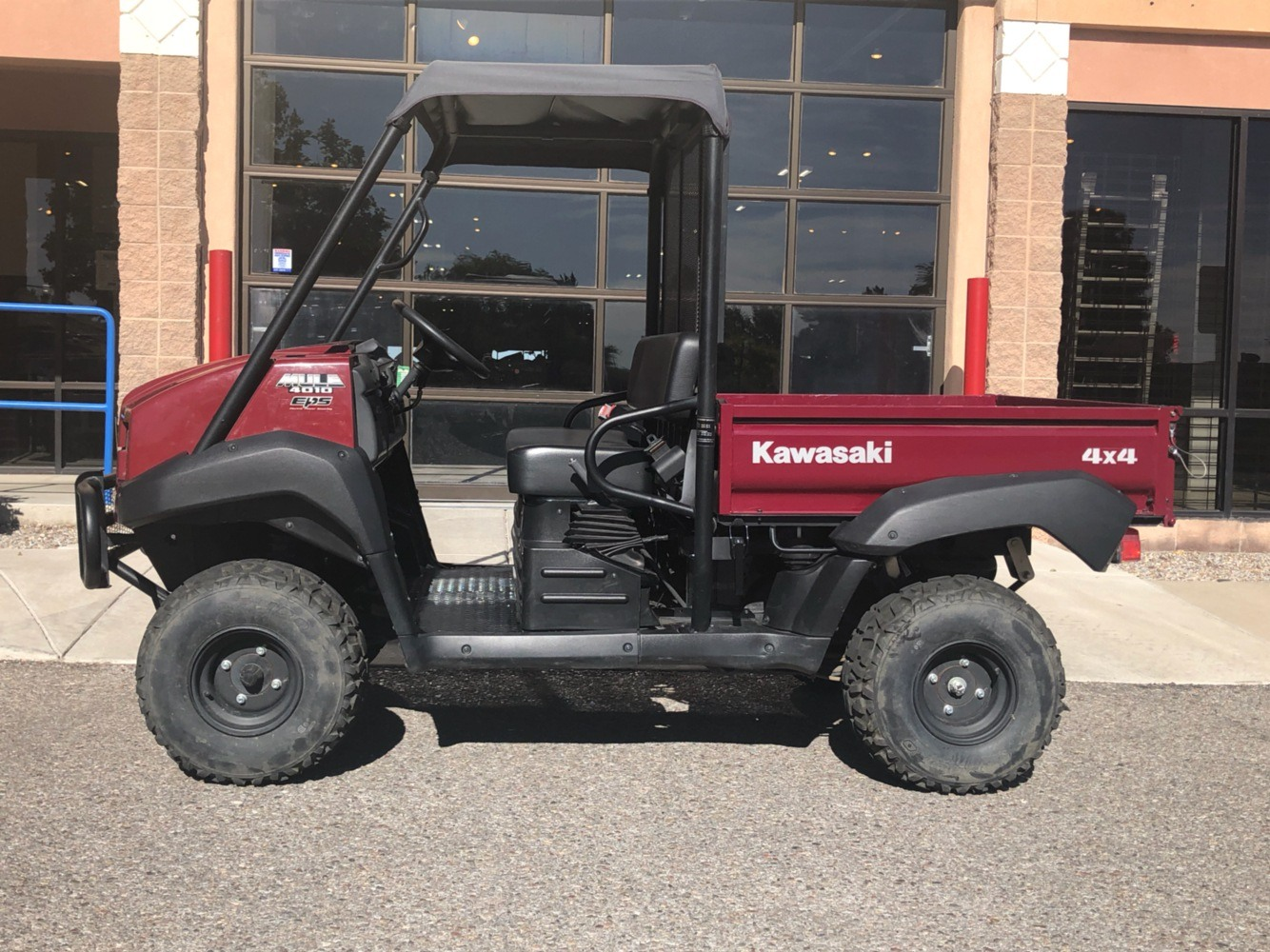 2018 Kawasaki Mule 4010 4x4 in Albuquerque, New Mexico - Photo 4