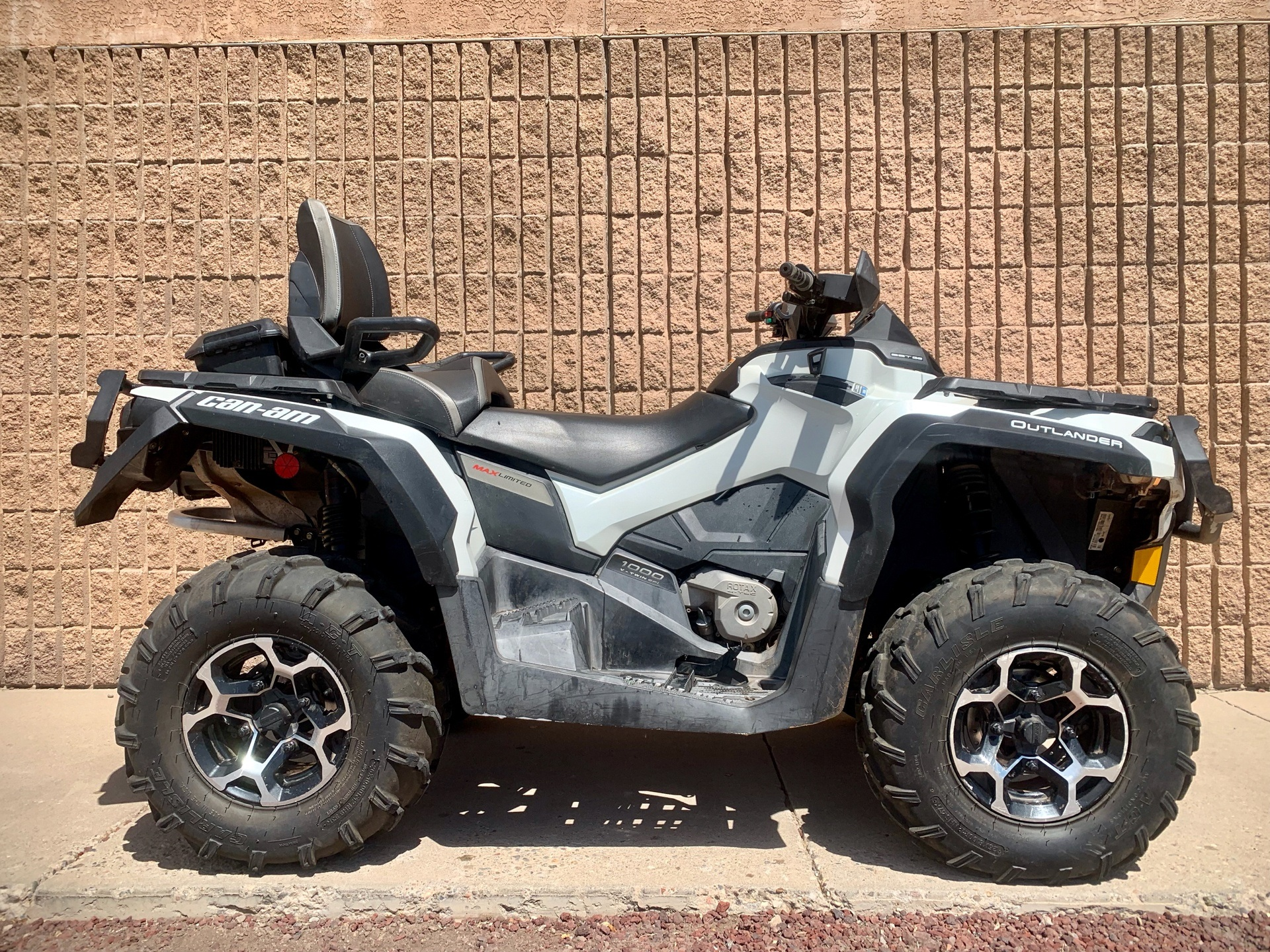 2013 Can-Am Outlander™ MAX Limited 1000 in Albuquerque, New Mexico