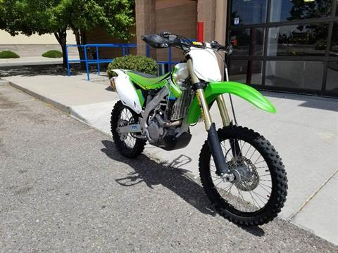 2014 Kawasaki KX™450F in Albuquerque, New Mexico - Photo 2