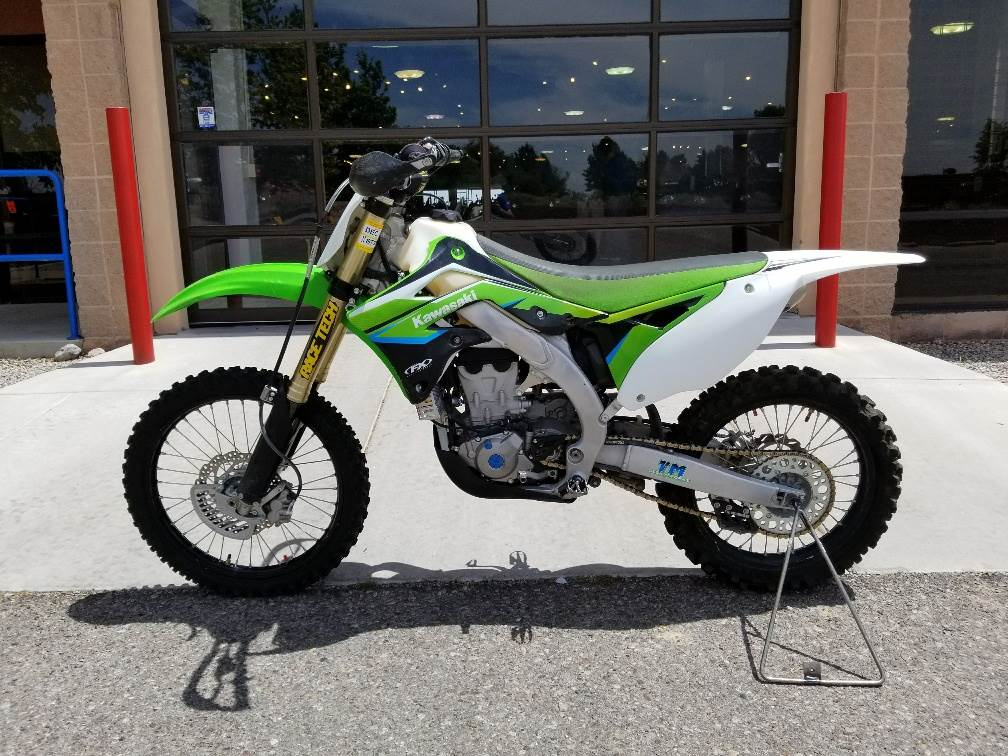 2014 Kawasaki KX™450F in Albuquerque, New Mexico - Photo 4
