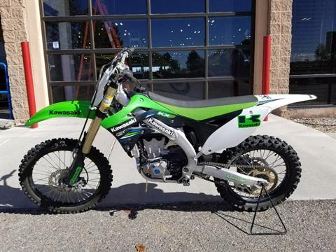 2014 Kawasaki KX™450F in Albuquerque, New Mexico