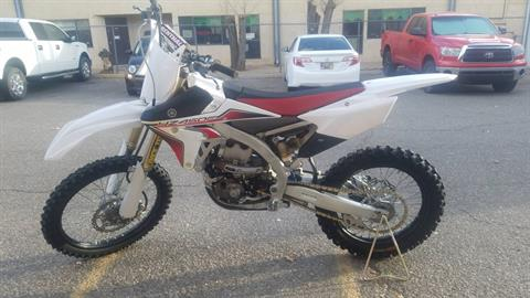 2015 Yamaha YZ450F in Albuquerque, New Mexico