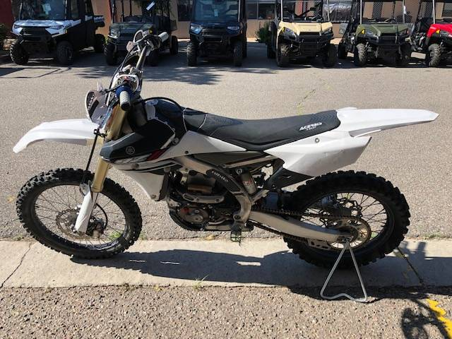 2015 Yamaha YZ450F in Albuquerque, New Mexico - Photo 2