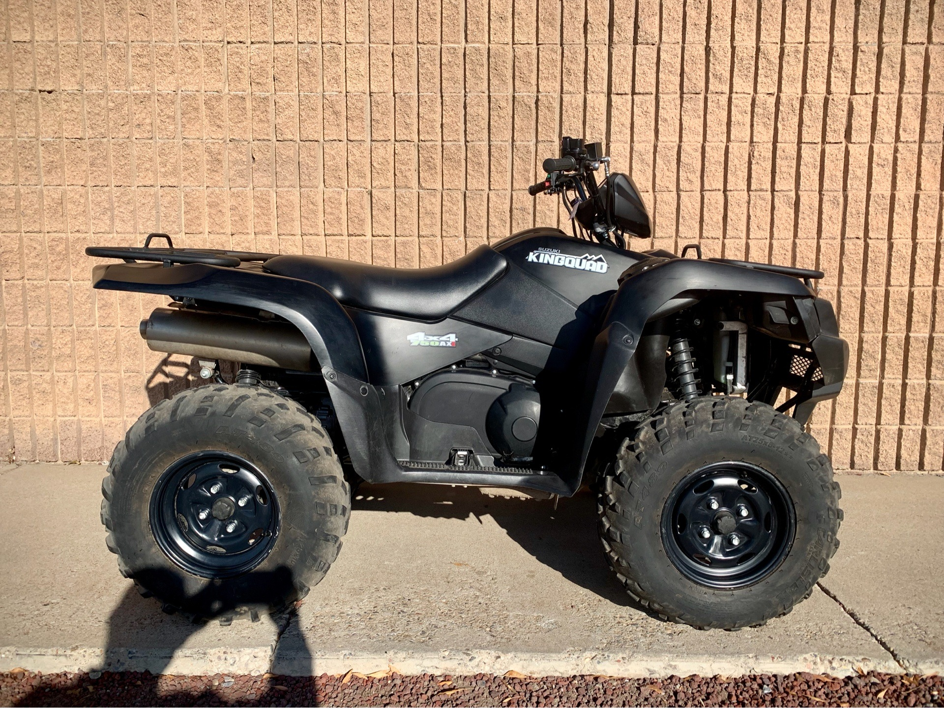 2017 Suzuki KingQuad 750AXi Power Steering Special Edition in Albuquerque, New Mexico - Photo 1