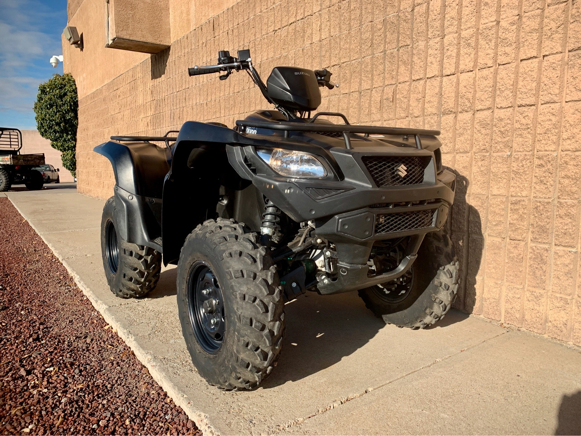 2017 Suzuki KingQuad 750AXi Power Steering Special Edition in Albuquerque, New Mexico - Photo 2