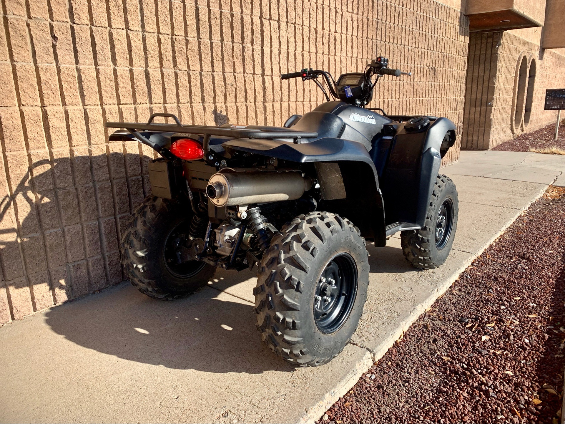2017 Suzuki KingQuad 750AXi Power Steering Special Edition in Albuquerque, New Mexico - Photo 3