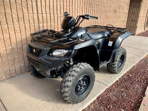 2017 Suzuki KingQuad 750AXi Power Steering Special Edition in Albuquerque, New Mexico