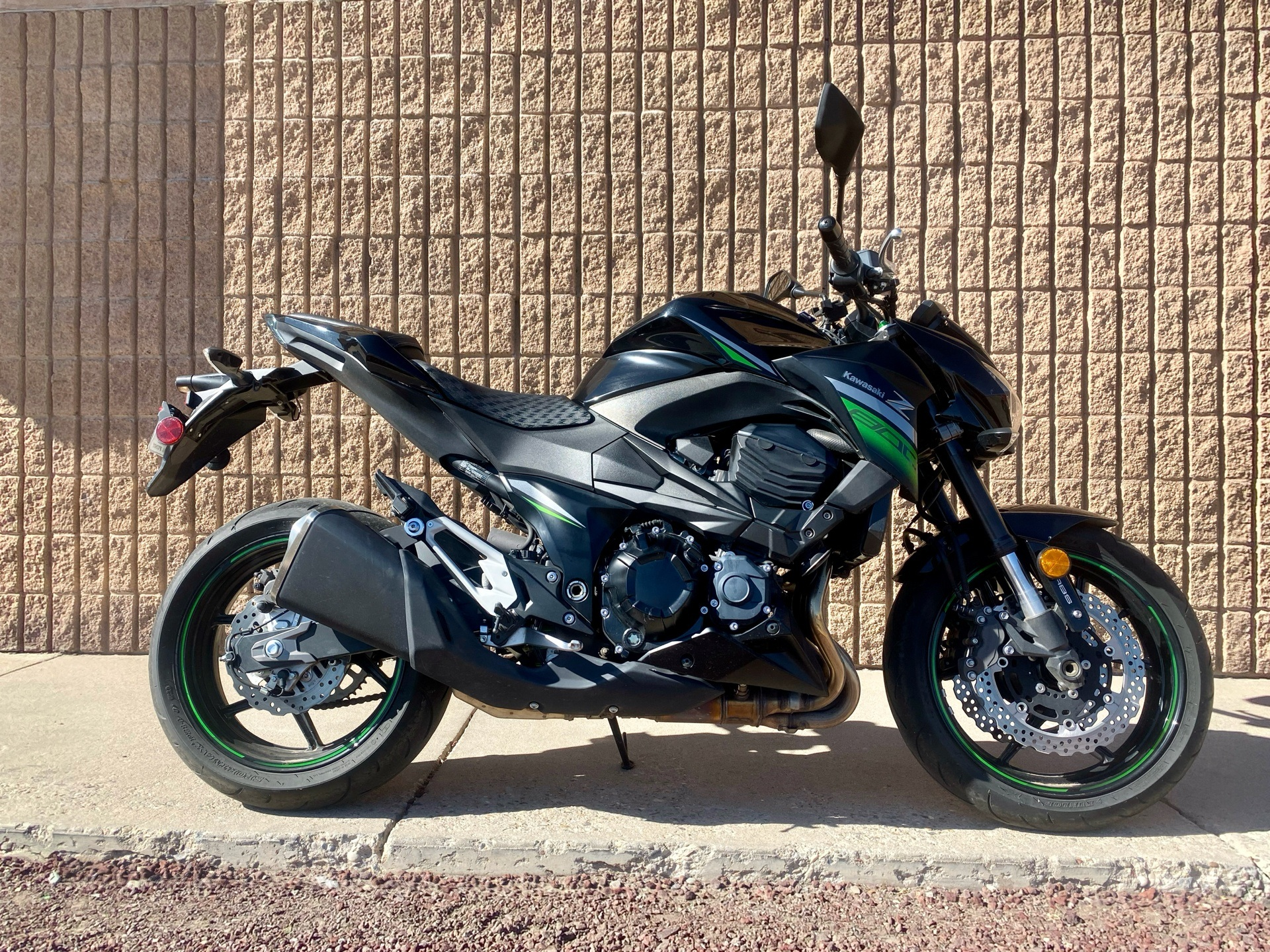 2016 Kawasaki Z800 ABS in Albuquerque, New Mexico