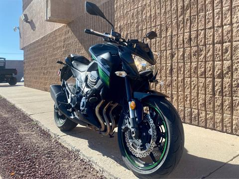 2016 Kawasaki Z800 ABS in Albuquerque, New Mexico - Photo 2