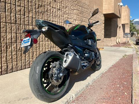 2016 Kawasaki Z800 ABS in Albuquerque, New Mexico - Photo 3