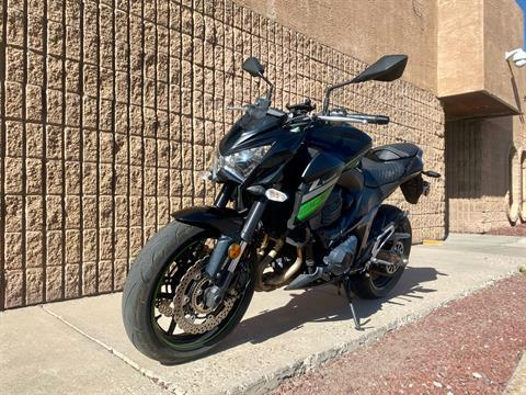 2016 Kawasaki Z800 ABS in Albuquerque, New Mexico - Photo 5