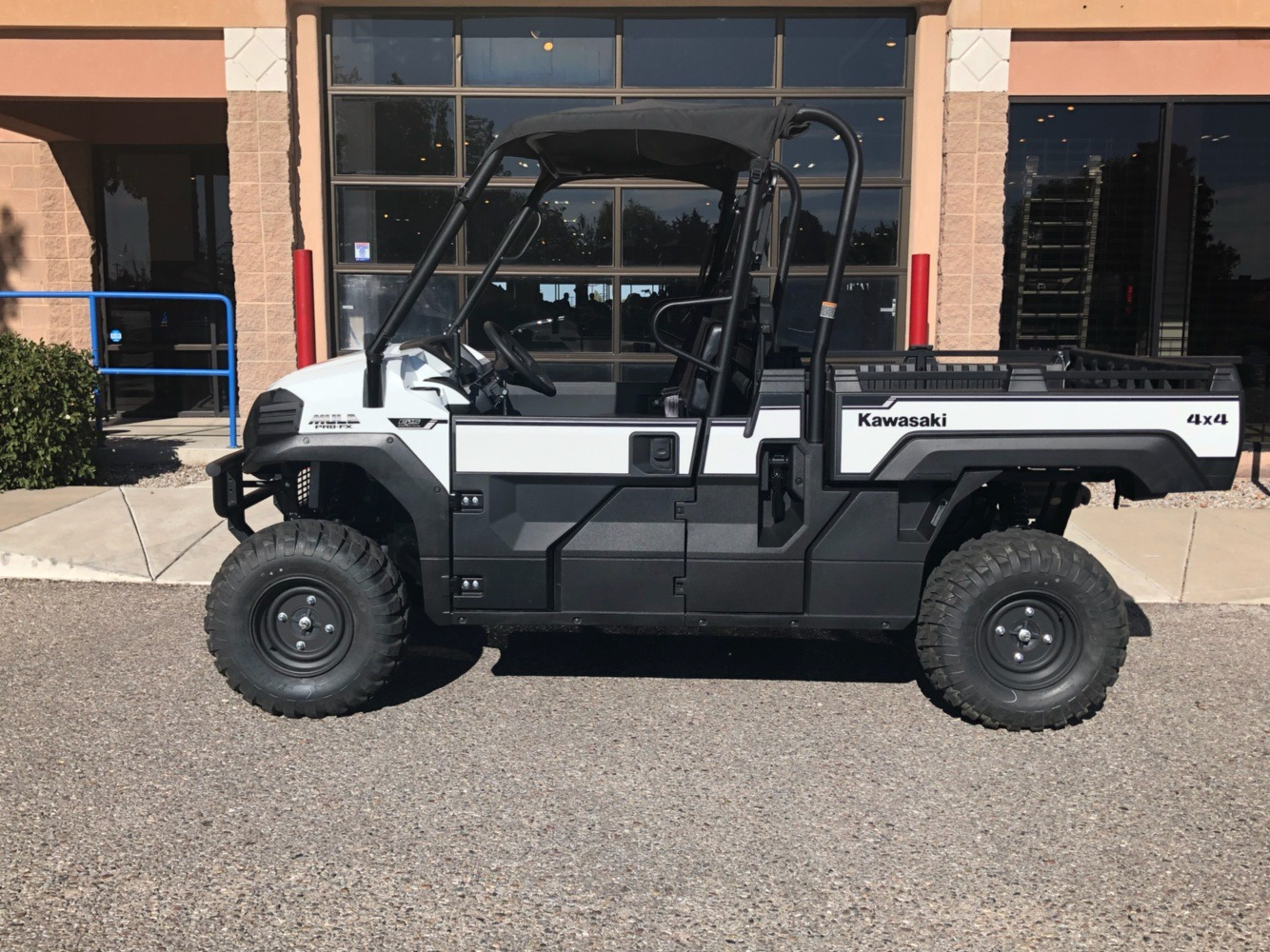 2020 Kawasaki Mule PRO-FX EPS in Albuquerque, New Mexico - Photo 4