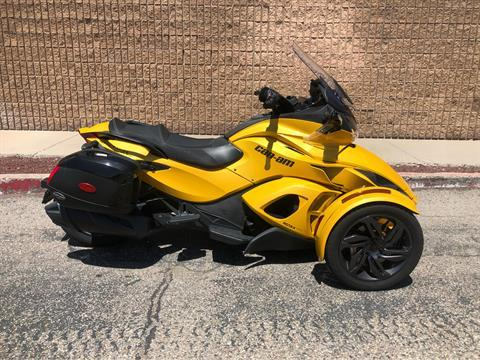 2013 Can-Am Spyder® ST-S SE5 in Albuquerque, New Mexico - Photo 1