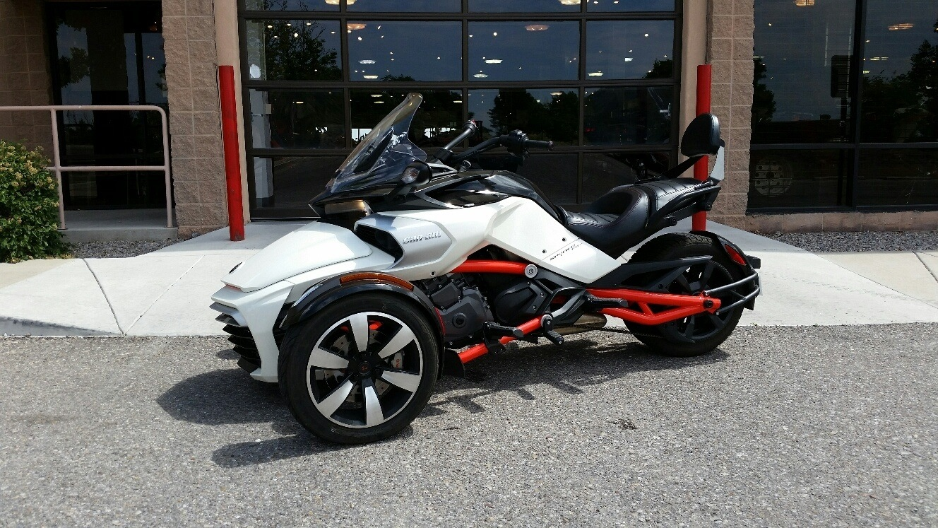 2015 Can-Am Spyder® F3-S SE6 in Albuquerque, New Mexico