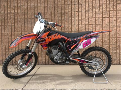 2014 KTM 350 SX-F in Albuquerque, New Mexico