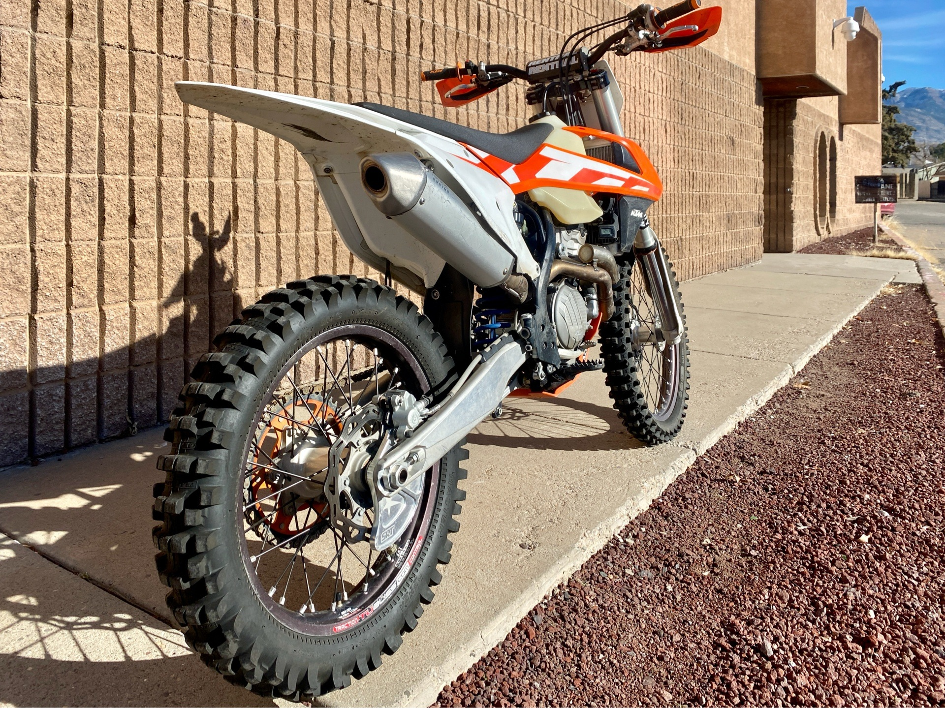 2016 KTM 350 XC-F in Albuquerque, New Mexico - Photo 3
