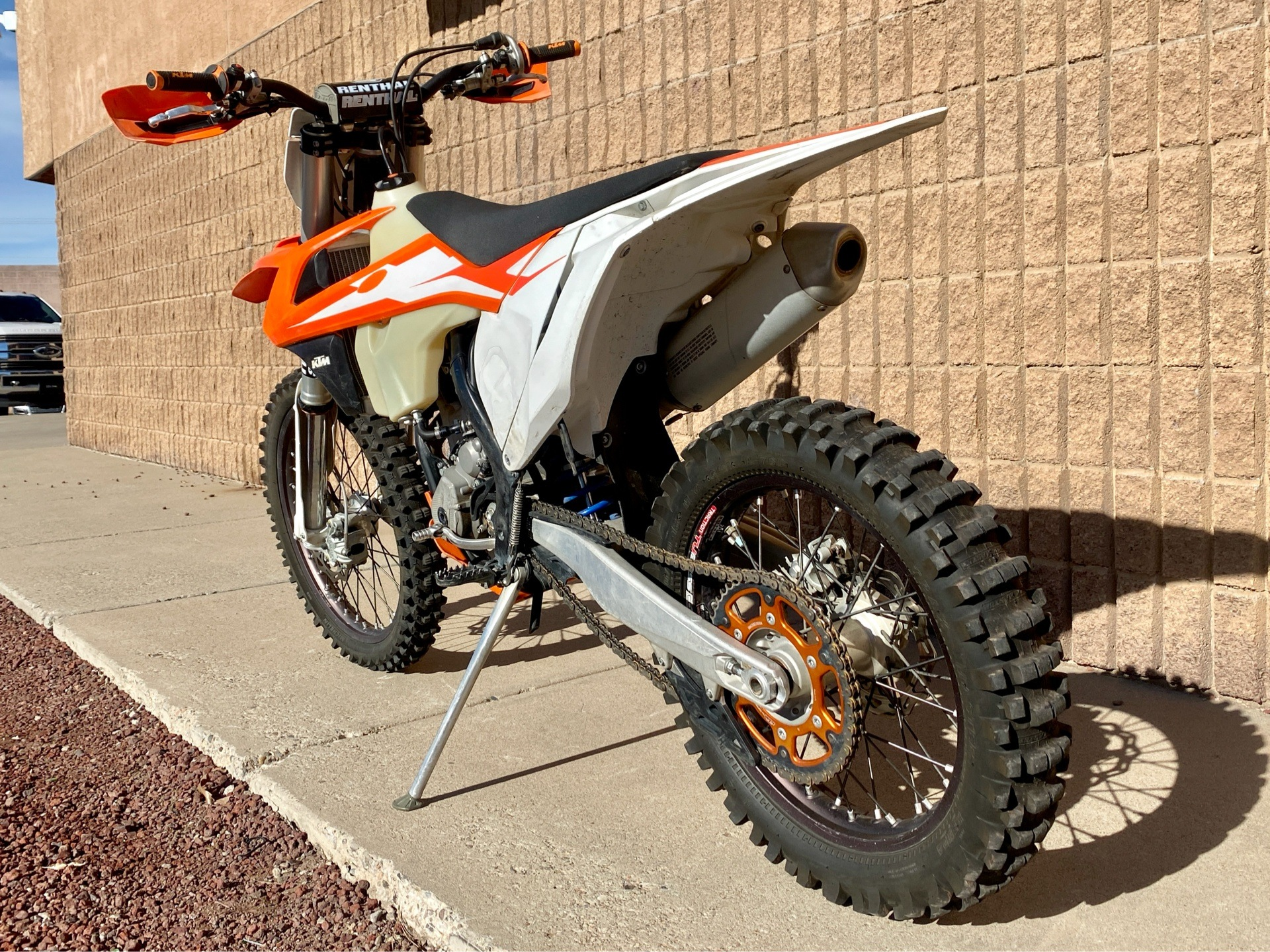 2016 KTM 350 XC-F in Albuquerque, New Mexico - Photo 6